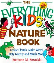 Everything KIds Nature Book (Everything Kids)