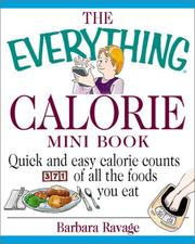 Cover of: The Everything Calorie Mini Book