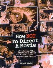 Cover of: How Not to Direct a Movie
