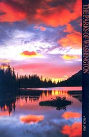 Cover of: The Parks of Washington (A 10x13 Book©) (Sierra Press) | Nicky Leach