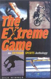 Cover of: The Extreme Game | Dick Wimmer