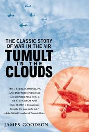 Cover of: Tumult in the Clouds | James Goodson
