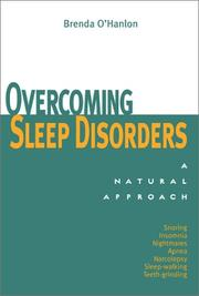 Cover of: Overcoming Sleep Disorders