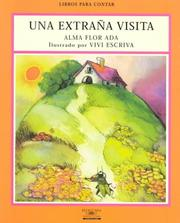 Cover of: Una Extrana Visita / Strange Visitors (Libros Para Contar (Little Books))