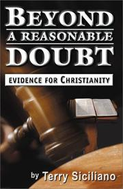 Beyond a Reasonable Doubt by Terry Siciliano