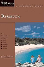 Cover of: Bermuda: Great Destinations