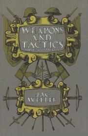 Cover of: Weapons and Tactics