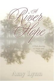 Cover of: A River of Hope | Amy Lynn
