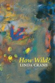 Cover of: How Wild? | Linda Crane