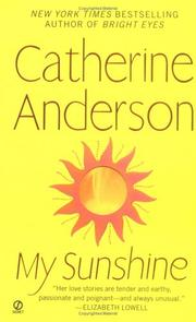 Cover of: My sunshine | Catherine Anderson
