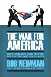 Cover of: The War for America