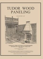 Cover of: Tudor Wood Paneling
