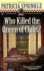 Cover of: Who killed the queen of clubs?