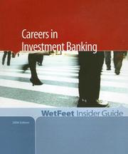 Careers in Investment Banking