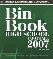 Cover of: Bin Book