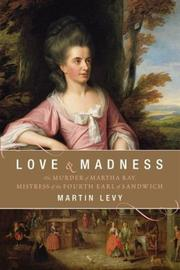 Cover of: Love and Madness