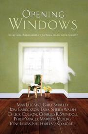 Cover of: Opening Windows