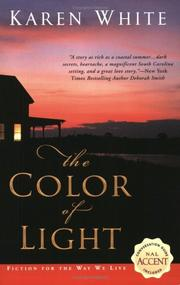 Cover of: The color of light