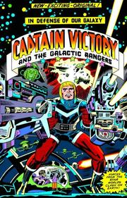 Cover of: Jack Kirby's Captain Victory