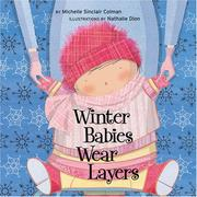 Cover of: Winter Babies Wear Layers (Urban Babies Wear Black) | Michelle Sinclair Colman
