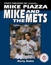 Cover of: Mike Piazza | Marty Noble