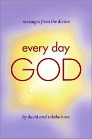 Cover of: Every Day God | David Hose