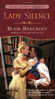 Cover of: Lady Silence | Blair Bancroft