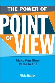 Cover of: The Power Of Point Of View | Alicia Rasley