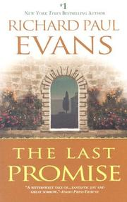 Cover of: Last Promise, The AMS