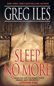 Cover of: Sleep No More AMS