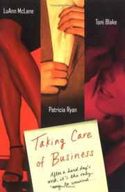 Cover of: Taking care of business