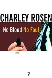 Cover of: No Blood, No Foul | Charley Rosen