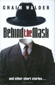 Cover of: Behind the Mask
