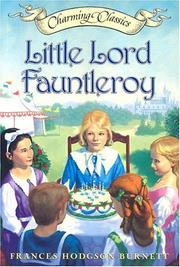 Cover of: Little Lord Fauntleroy Book and Charm