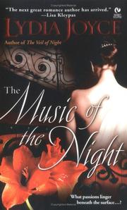 Cover of: The Music of the Night | Lydia Joyce
