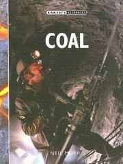 Cover of: Coal (Earth's Resources)