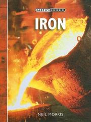 Cover of: Iron (Earth's Resources)