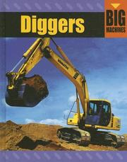 Cover of: Diggers (Big Machines) | David Glover