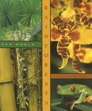 Cover of: Rainforests (Our World) (Our World)