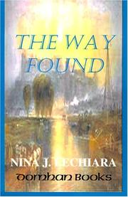 Cover of: The Way Found | Nina J. Lechiara