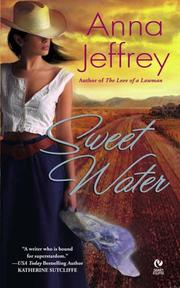 Cover of: Sweet Water | Anna Jeffrey