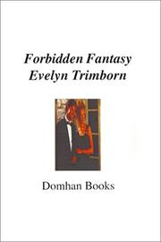 Cover of: Forbidden Fantasy | Evelyn Trimborn