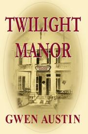 Cover of: Twilight Manor