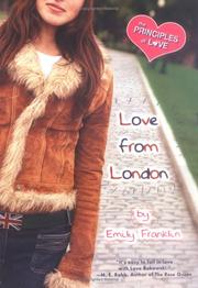 Cover of: Love from London: the principles of love