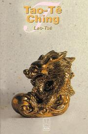 Cover of: Tao-Te Ching (Spanish Language Edition) | Laozi