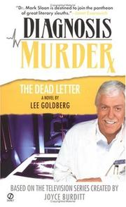 Cover of: Diagnosis Murder #6 | Lee Goldberg
