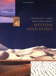 Cover of: Frequently Asked Questions About Western Sand Dunes