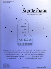 Cover of: Keys to Praise