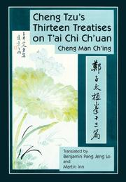 Cover of: Cheng-Tzu's Thirteen Treatises on T'ai Chi Ch'uan