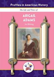 Cover of: Abigail Adams (Profiles in American History) (Profiles in American History)